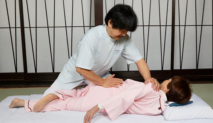 Therapy Menu | Hiyoshi-Do(Kyoto) | Massage, Acupuncture ...